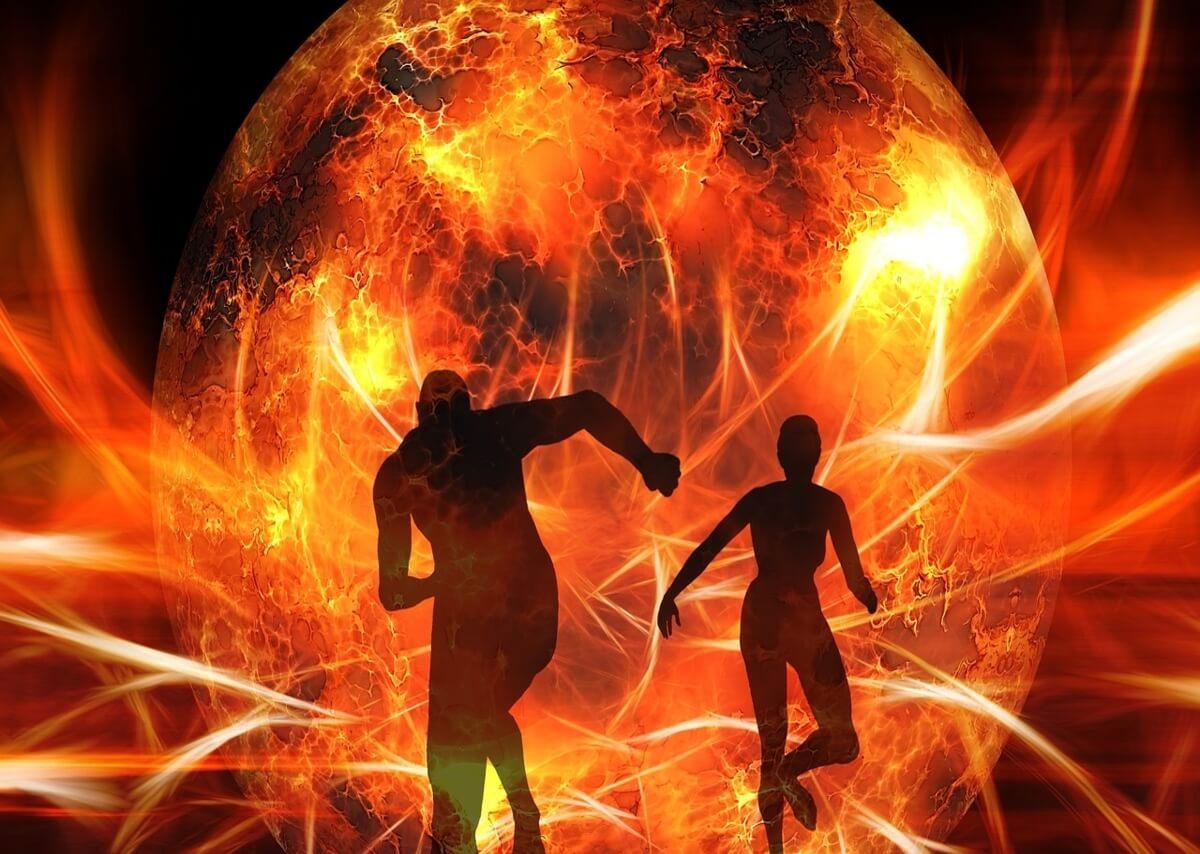 salute umana e surriscaldamento globale