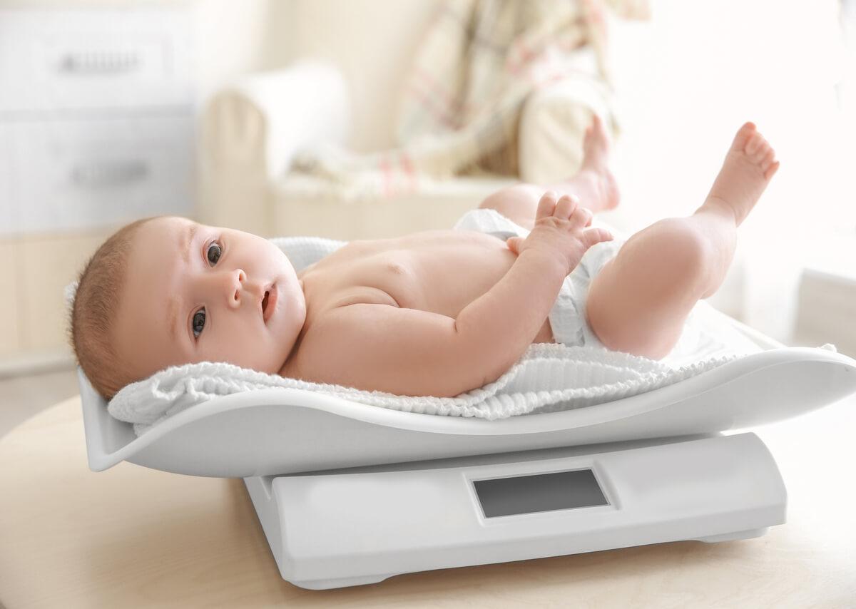 normale perdita di peso per cento neonato