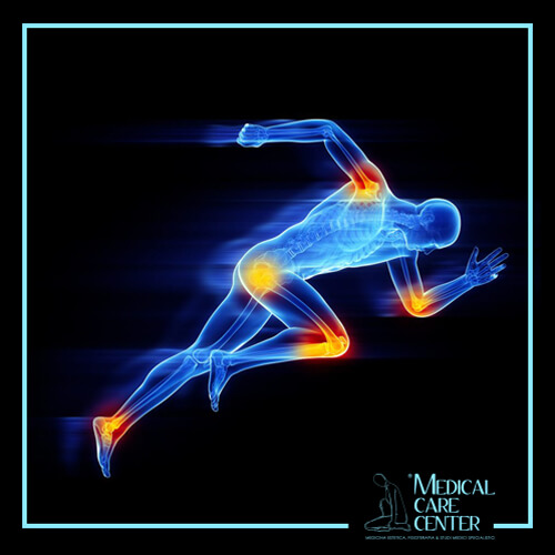 vettoriale dolori articolari reumatologia