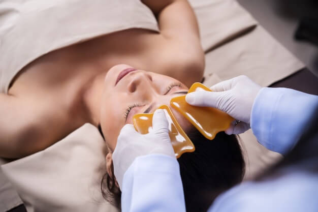 massaggio gua sha viso